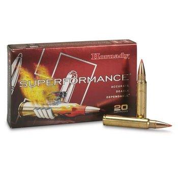 Hornady Hornady Superformance .300 WSM Ammunition 20 Rounds GMX 165 Grains 82206