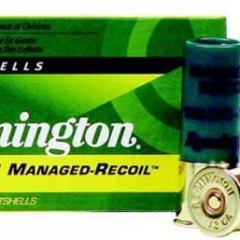 Remington Remington Arms, 12 Gauge Express Ammunition 5 Shells, 8 Pellets, 00 Buck, 2 3/4""