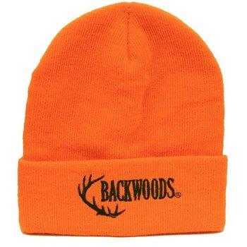 Backwoods Backwoods Thinsulate Kids Knit Touque - Blaze Orange