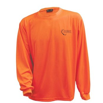 Backwoods Backwoods Blaze Long Sleeve Tee - XL