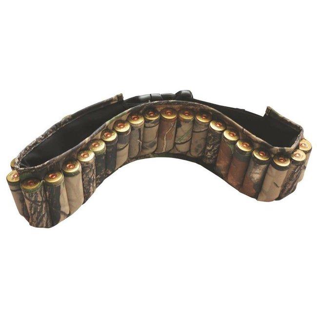 Backwoods Neoprene Shot Shell Belt - 25 shotshells