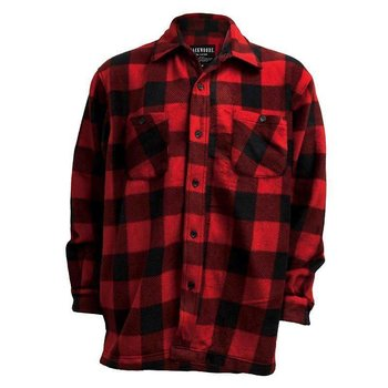 Backwoods Backwoods Lumberjack Shirt Red - XXL