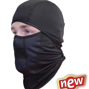 Backwoods Backwoods 4-Way Balaclava Pro Black