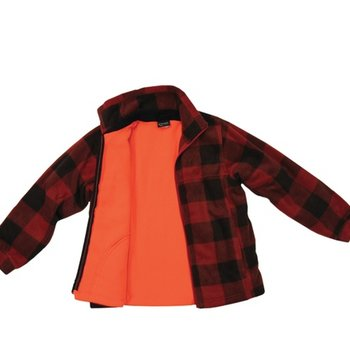 Backwoods Backwoods Lumberjack Kids Jacket - S