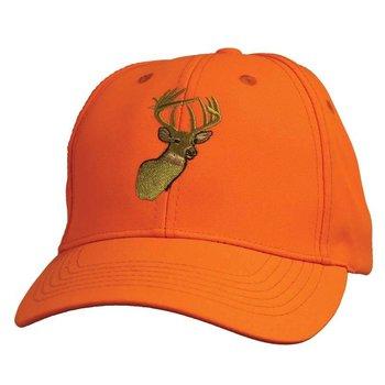 Backwoods Blaze Cap - Deer Logo