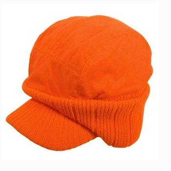 Backwoods Backwoods Orange Cap - Ear Warmer