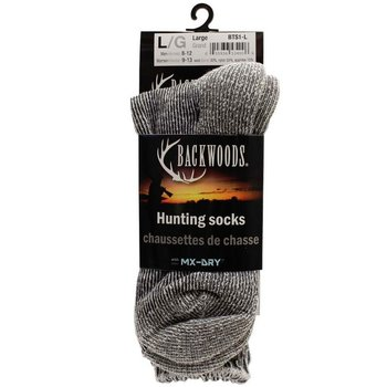 Backwoods Backwoods Wool Hunting Socks - XL