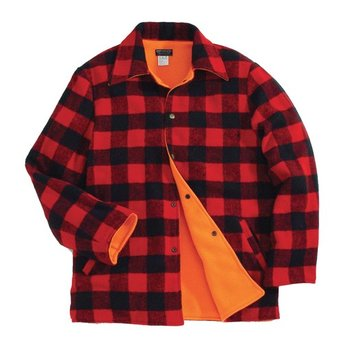 Backwoods Backwoods Lumberjack Reversible Hunting Jacket - M