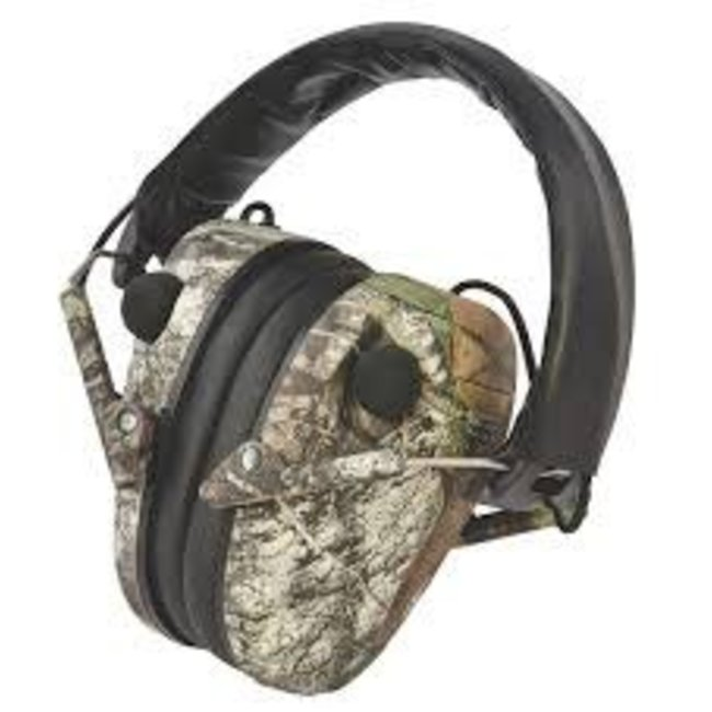 Caldwell 487200 E-Max Low Profile Electronic Hearing Protection M/O BU