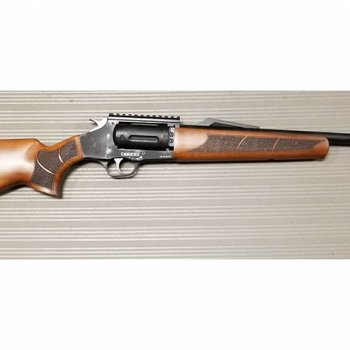 canuck Canuck Evolve Revolver Shotgun  410Ga. x 3'', 26'' Chrome Line Barrel, Two Cylinders and Three Chokes