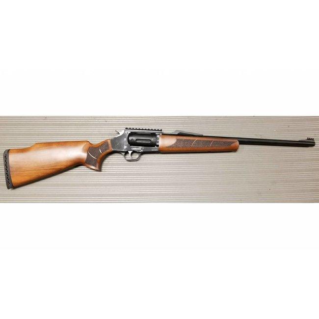 Canuck Evolve Revolver Shotgun  410Ga. x 3'', 26'' Chrome Line Barrel, Two Cylinders and Three Chokes