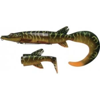 Savage Gear Savage Gear Hybrid Hard Pike Soft Tails 10'' Pike