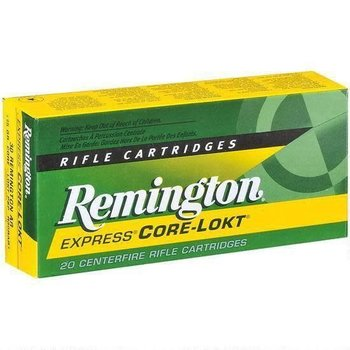 Remington Remington Express 6.5 Creedmoor 140gr. Core-Lokt, 20rds