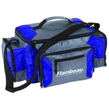 "Flambeau Graphite 500 Tackle Bag, 20"" x 12.5"" x 10"", Blue"