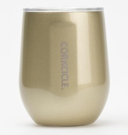 Corkcicle 12 oz Stemless - Unicorn Glampagne