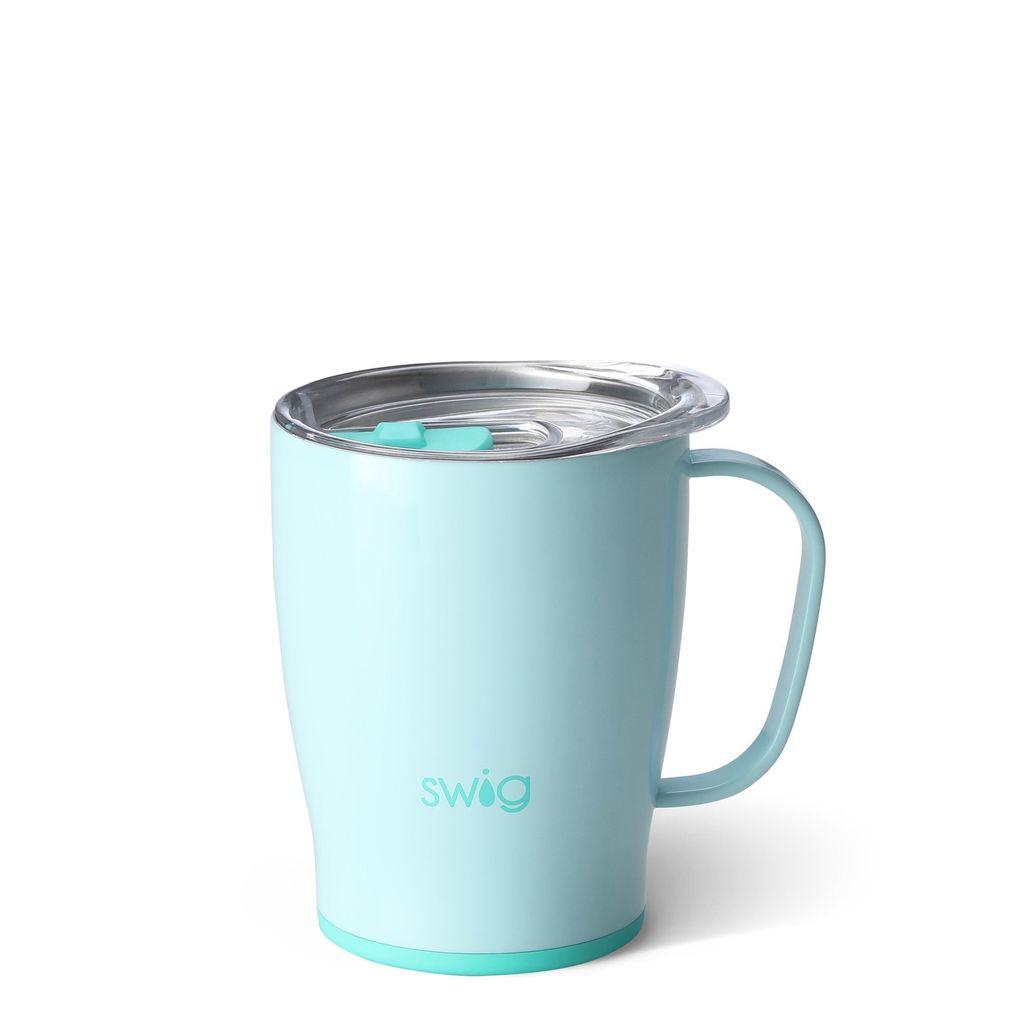 Swig 18oz Travel Mug - Seaglass