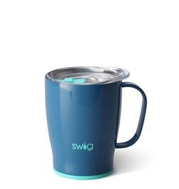 Swig 18oz Travel Mug - Denim