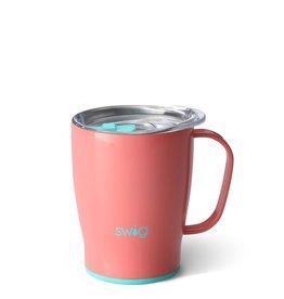 Swig 18oz Travel Mug - Melon