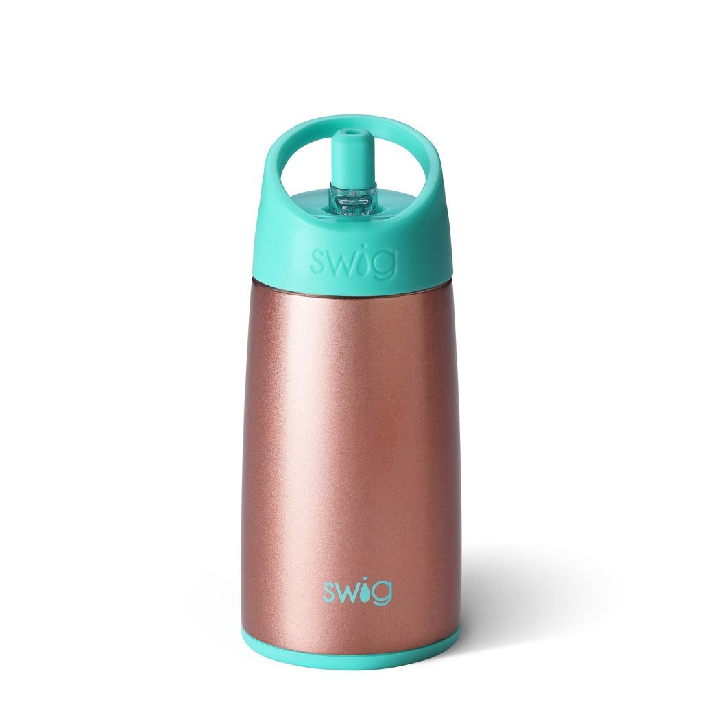 Swig 12oz Kids Bottle-Rose Gold