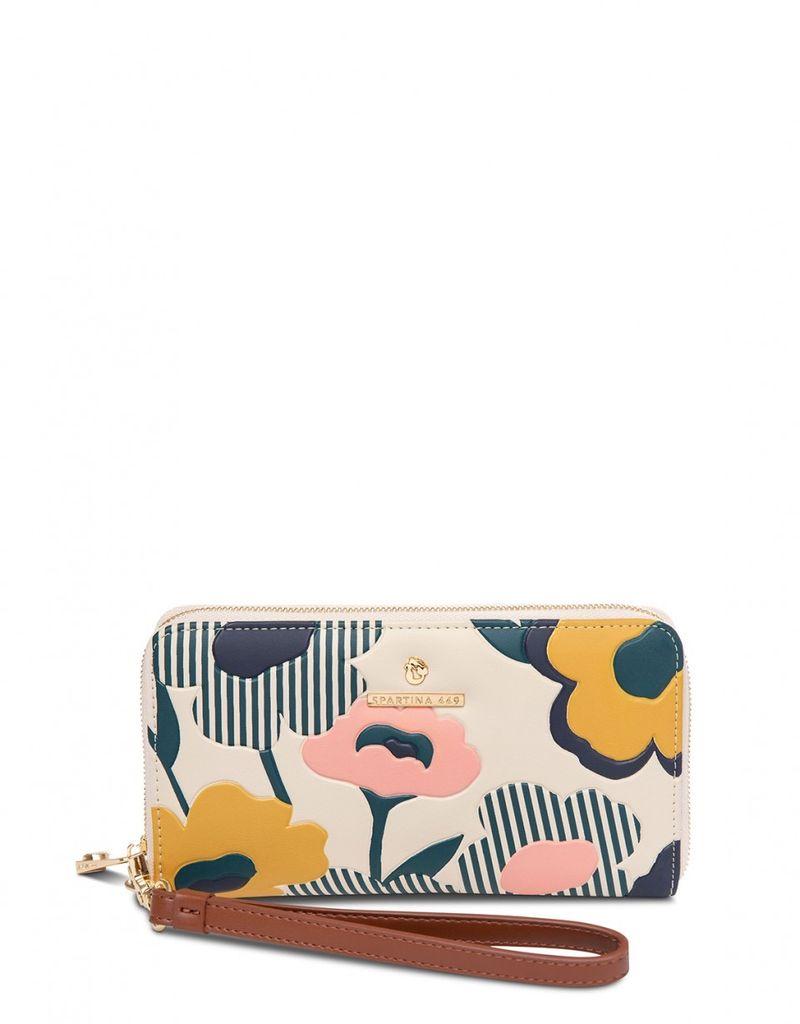 Spartina 449 Tidalholm Floral 449 Wallet