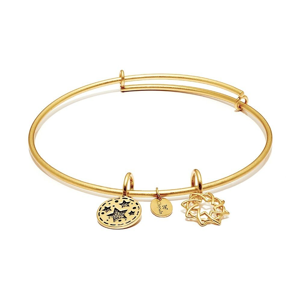Life Collection - Redemption Expandable Bangle - Small Size - Gold