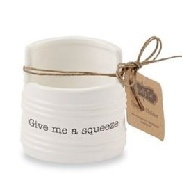 Mud Pie Give A Squeeze Sponge Holder