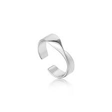 Ania Haie Helix Adjustable Ring