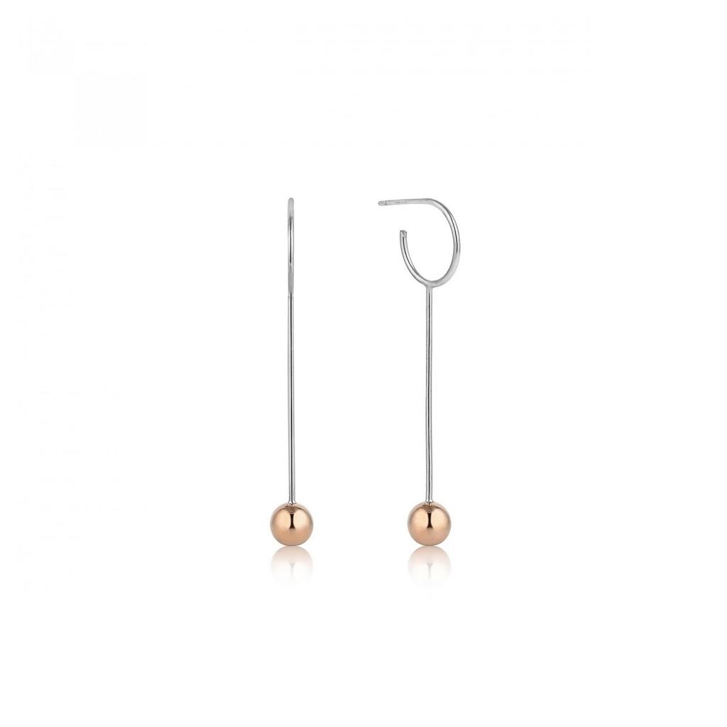 Ania Haie Ania Haie Orbit Solid Drop Earrings