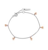Ania Haie Ania Haie Orbit Drop Balls Bracelet