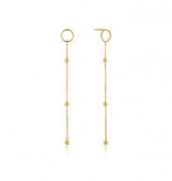 Ania Haie Ania Haie Modern Beaded Drop Earrings