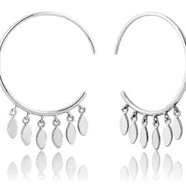 Ania Haie Ania Haie Multi-Drop Hoop Earrings