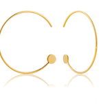 Ania Haie Ania Haie Open Hoop Earrings