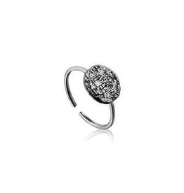 Ania Haie Ania Haie Emblem Adjustable Ring