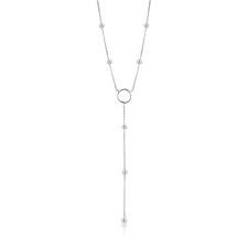 Ania Haie Ania Haie Modern Circle Y Necklace
