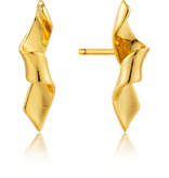 Ania Haie Ania Haie Helix Stud Earrings Gold