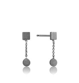 Ania Haie Ania Haie Two Shape Drop Earrings