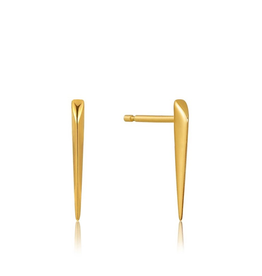 Ania Haie Ania Haie Straight Spike Stud Earrings