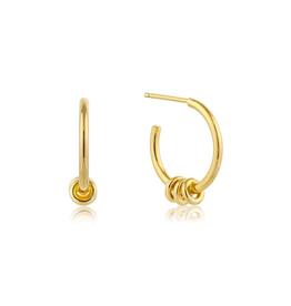 Ania Haie Ania Haie Modern Hoop Earrings