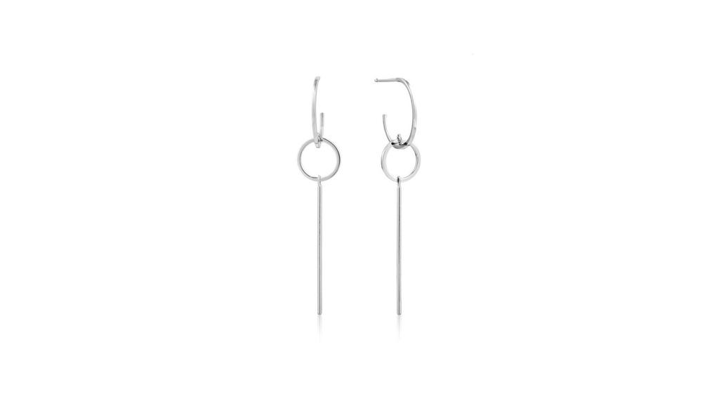 Ania Haie Ania Haie Modern Solid Drop Earrings