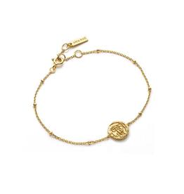 Ania Haie Ania Haie Emblem Beaded Bracelet