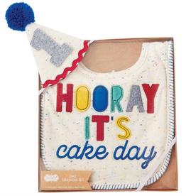 Mud Pie Boy Cake Smashing Set