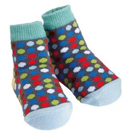 Mud Pie Dot Socks