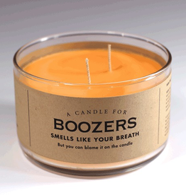 Whiskey River Soap Company-Boozer - Candle