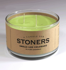 Whiskey River Soap Company-Stoners - Candle