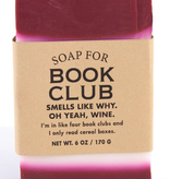 Personal Care Whiskey River Soap Company - Book Club - Soap