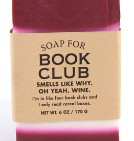 Whiskey River Soap Company - Book Club - Soap