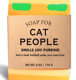 Whiskey River Soap Company - Cat People - Soap