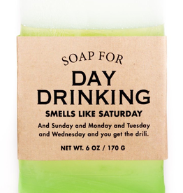 Whiskey River Soap Co. - Day Drinking Soap