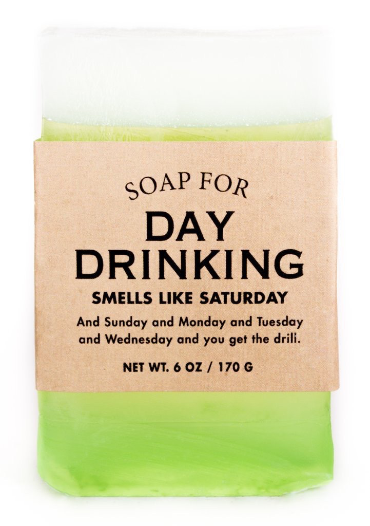 Personal Care Whiskey River Soap Company - Day Drinking - Soap