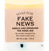 Personal Care Whiskey River Soap Company- Fake News - Soap